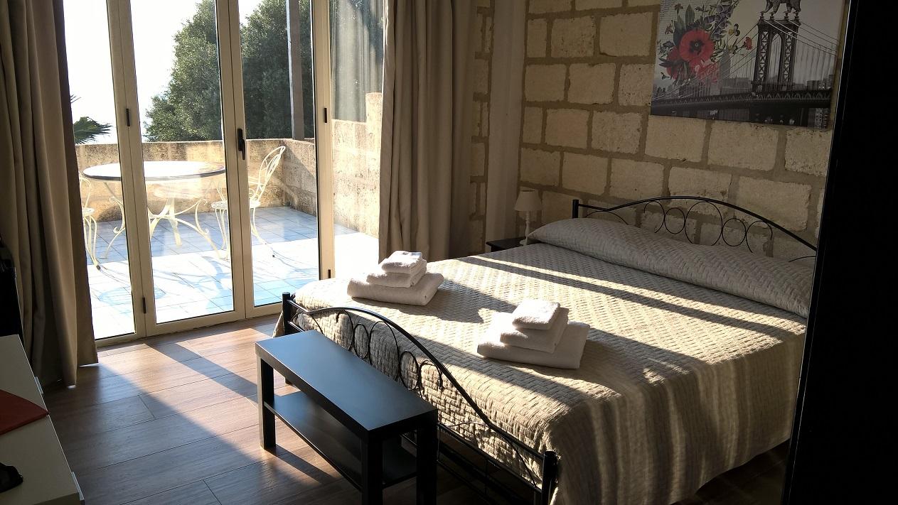 4 Sterne Resort Kalabrien Schlafzimmer