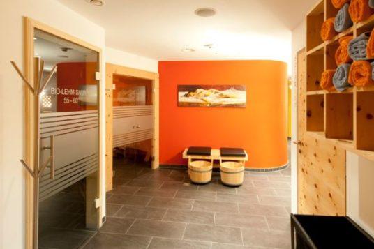 Hotel Mallaun Sauna