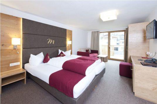 Hotel Mallaun Zimmer2